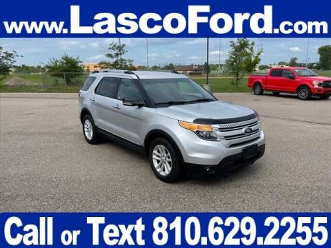 2013 Ford Explorer for sale at Lasco of Grand Blanc in Grand Blanc MI