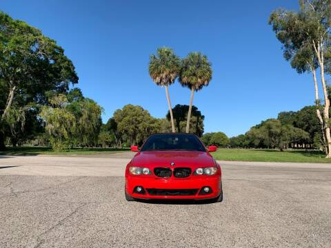 2005 BMW 3 Series for sale at FLORIDA MIDO MOTORS INC in Tampa FL