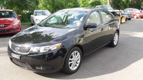 2012 Kia Forte for sale at JBR Auto Sales in Albany NY