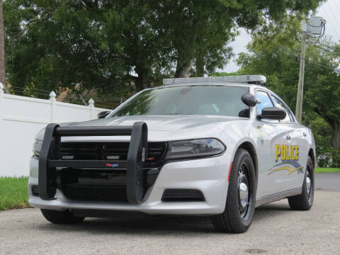 2018 Dodge Charger for sale at Copcarsonline in Largo FL