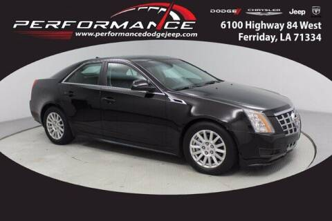 2013 Cadillac CTS for sale at Auto Group South - Performance Dodge Chrysler Jeep in Ferriday LA