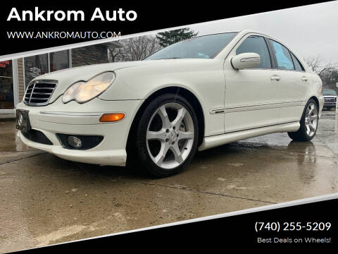 2007 Mercedes-Benz C-Class for sale at Ankrom Auto in Cambridge OH