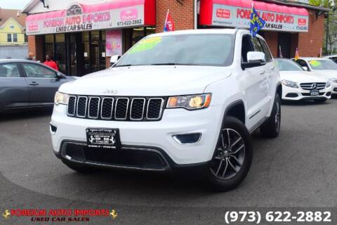 2018 Jeep Grand Cherokee for sale at www.onlycarsnj.net in Irvington NJ