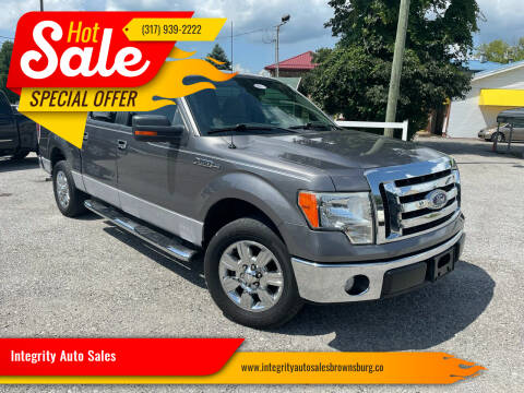 2009 Ford F-150 for sale at Integrity Auto Sales in Brownsburg IN