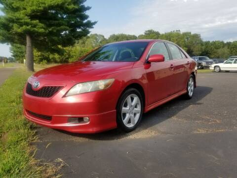 2007 Toyota Camry for sale at Shores Auto in Lakeland Shores MN