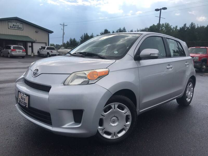 2008 Scion xD for sale at Lakes Area Auto Solutions in Baxter MN