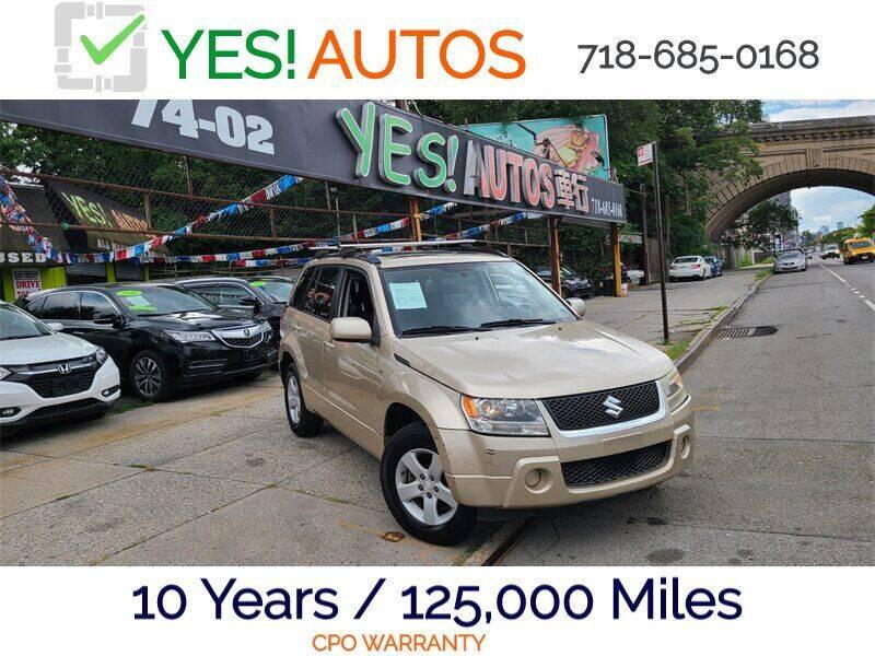 2007 Suzuki Grand Vitara for sale in Elmhurst, NY