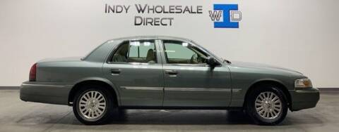 2006 Mercury Grand Marquis for sale at Indy Wholesale Direct in Carmel IN