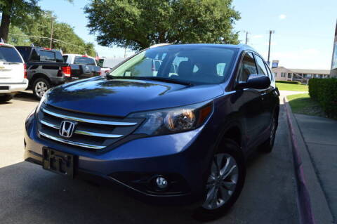 2014 Honda CR-V for sale at E-Auto Groups in Dallas TX