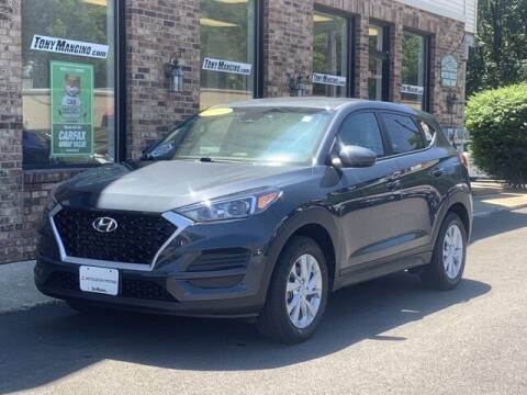 2019 Hyundai Tucson for sale at The King of Credit in Clifton Park NY