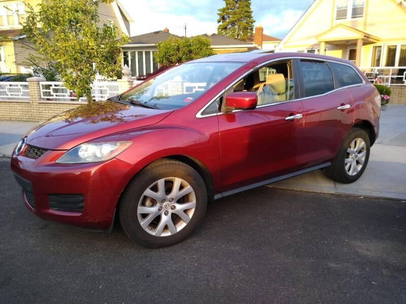 2007 Mazda CX-7 for sale at Blackbull Auto Sales in Ozone Park NY