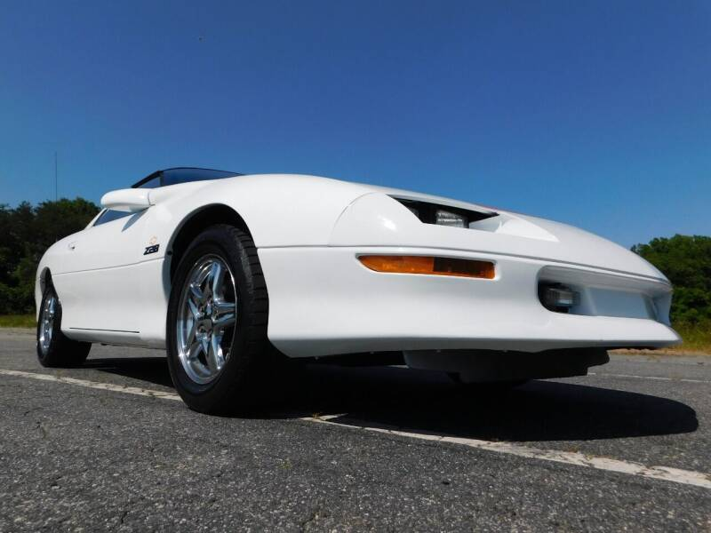 1997 Chevrolet Camaro for sale at Used Cars For Sale in Kernersville NC