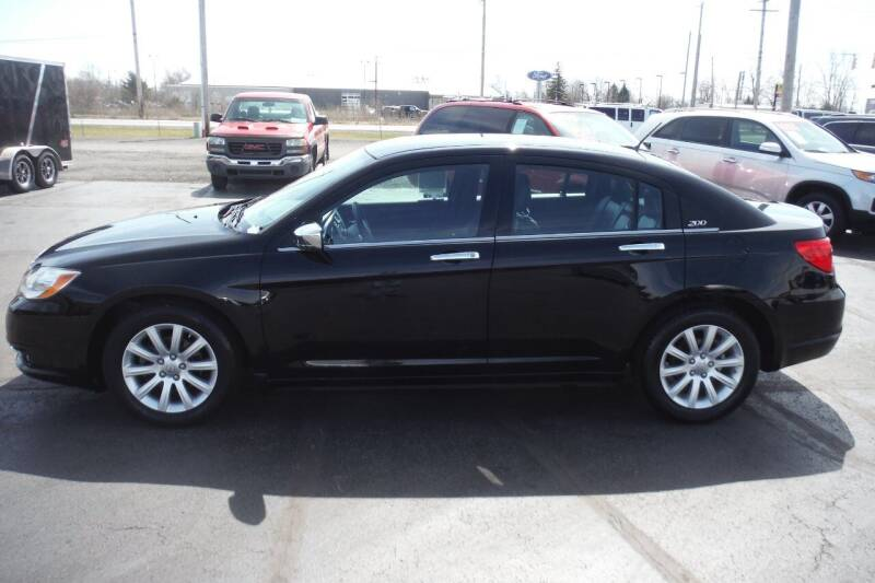 2014 Chrysler 200 for sale at Bryan Auto Depot in Bryan OH