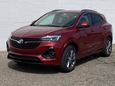 2021 Buick Encore GX for sale at TEAM ONE CHEVROLET BUICK GMC in Charlotte MI