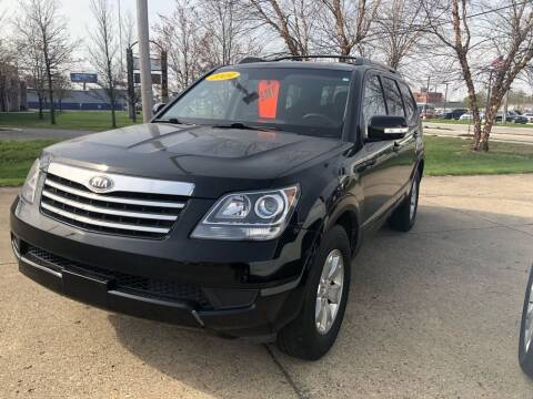 2009 Kia Borrego for sale at Cars To Go in Lafayette IN