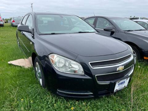2008 Chevrolet Malibu for sale at Alan Browne Chevy in Genoa IL