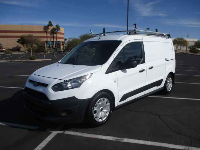 2017 Ford Transit Connect Cargo for sale at Corporate Auto Wholesale in Phoenix AZ