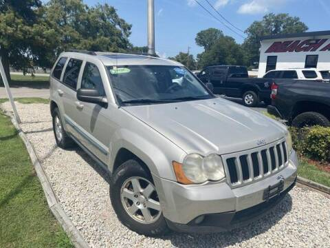 2008 Jeep Grand Cherokee for sale at Beach Auto Brokers in Norfolk VA