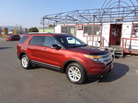 2014 Ford Explorer for sale at Jim's Cars by Priced-Rite Auto Sales in Missoula MT