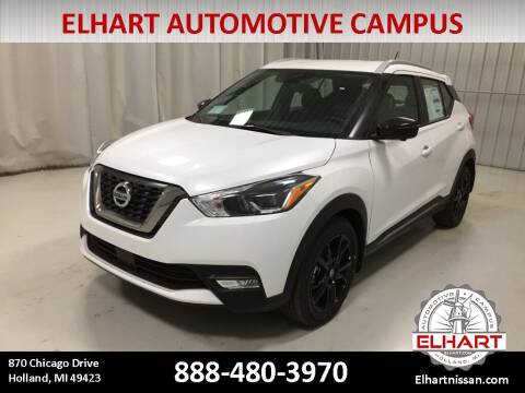 2020 Nissan Kicks for sale at Elhart Automotive Campus in Holland MI