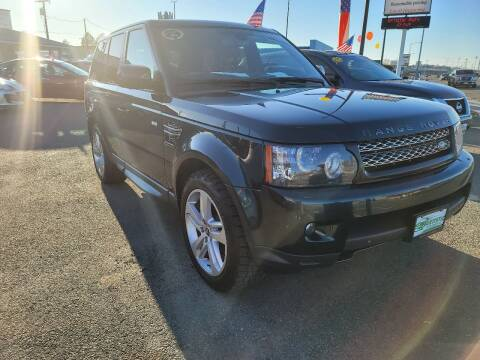 2013 Land Rover Range Rover Sport for sale at Artistic Auto Group, LLC in Kennewick WA
