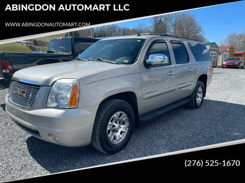 2008 GMC Yukon XL for sale at ABINGDON AUTOMART LLC in Abingdon VA