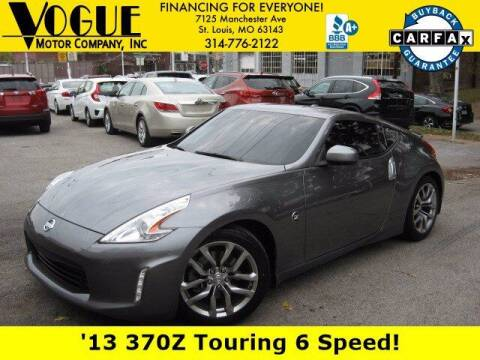 2013 Nissan 370Z for sale at Vogue Motor Company Inc in Saint Louis MO