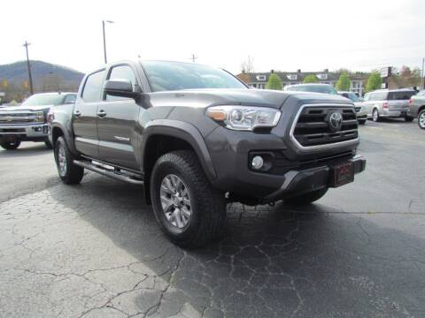 2019 Toyota Tacoma for sale at Hibriten Auto Mart in Lenoir NC