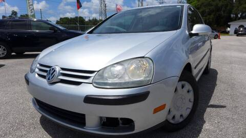 2006 Volkswagen Rabbit for sale at Das Autohaus Quality Used Cars in Clearwater FL