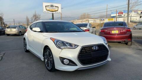 2016 Hyundai Veloster for sale at CarSmart Auto Group in Murray UT