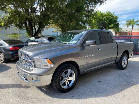 2012 RAM Ram Pickup 1500 for sale at Florida Automobile Outlet in Miami FL