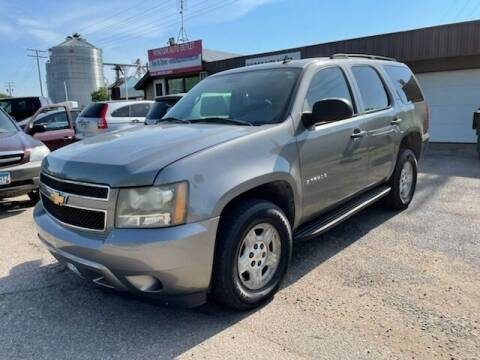 2007 Chevrolet Tahoe for sale at WINDOM AUTO OUTLET LLC in Windom MN
