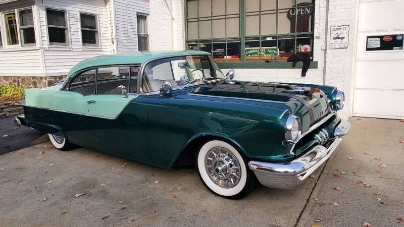 1955 Pontiac Chieftain for sale at Carroll Street Auto in Manchester NH