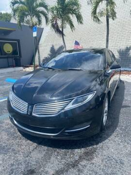 2016 Lincoln MKZ for sale at YOUR BEST DRIVE in Oakland Park FL
