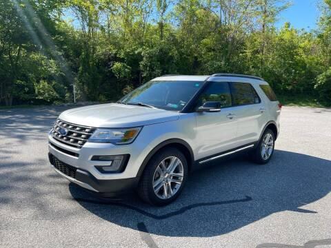 2016 Ford Explorer for sale at Jackie's Car Shop in Emigsville PA