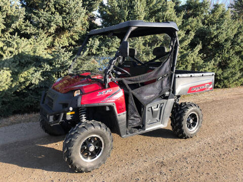 2012 Polaris Ranger 800 XP for sale at J & S Auto Sales in Thompson ND