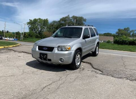 2007 Ford Escape Hybrid for sale at InstaCar LLC in Independence MO