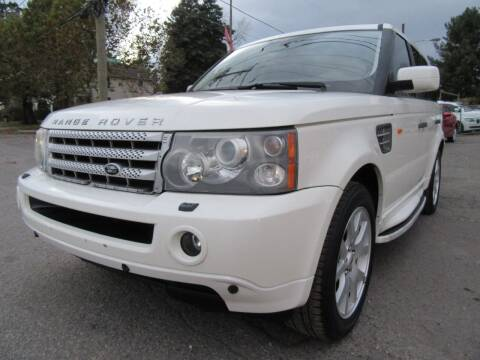 2008 Land Rover Range Rover Sport for sale at PRESTIGE IMPORT AUTO SALES in Morrisville PA