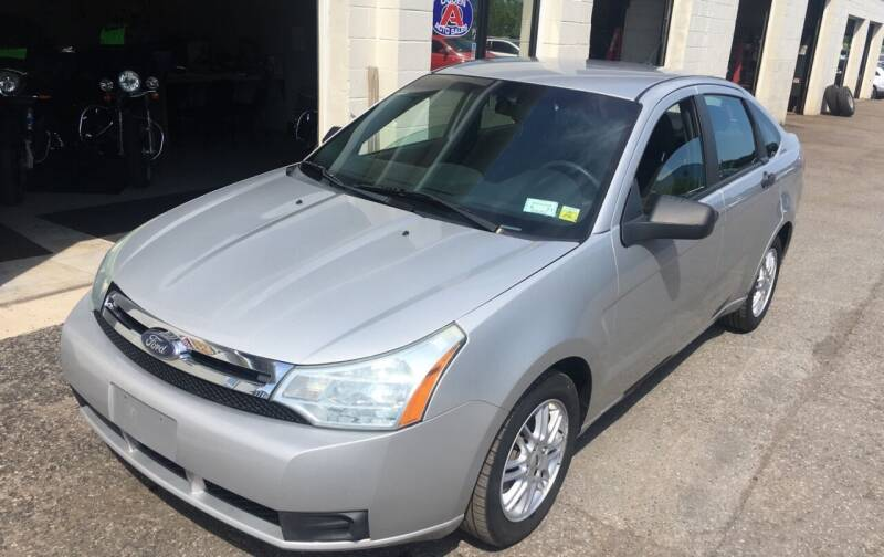 2009 Ford Focus for sale at Ogden Auto Sales LLC in Spencerport NY