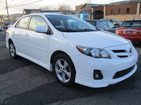 2012 Toyota Corolla for sale at Car Depot Auto Sales in Binghamton NY