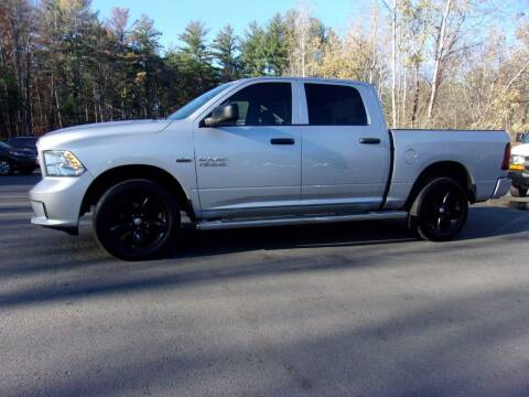 2015 RAM Ram Pickup 1500 for sale at Mark's Discount Truck & Auto Sales in Londonderry NH