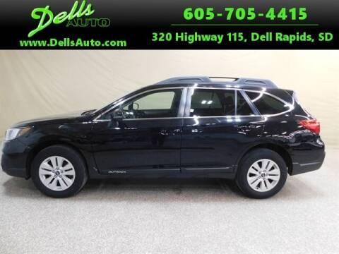 2018 Subaru Outback for sale at Dells Auto in Dell Rapids SD