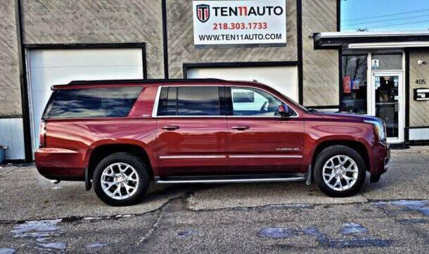 2016 GMC Yukon XL for sale at Ten 11 Auto LLC in Dilworth MN