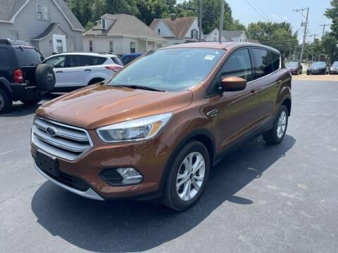 2017 Ford Escape for sale at JC Auto Sales in Belleville IL
