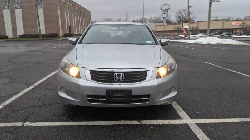 2008 Honda Accord for sale at Shah Motors LLC in Paterson NJ
