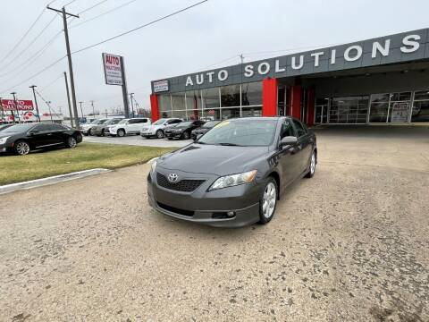 2007 Toyota Camry for sale at Auto Solutions in Warr Acres OK