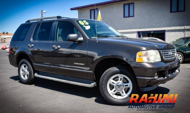 2005 Ford Explorer for sale at Rahimi Automotive Group in Yuma AZ