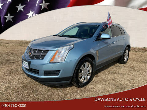 2011 Cadillac SRX for sale at Dawsons Auto & Cycle in Glen Burnie MD