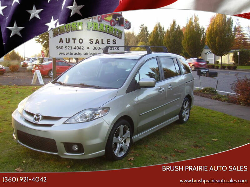 2007 Mazda MAZDA5 for sale at Brush Prairie Auto Sales in Battle Ground WA