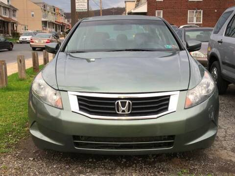 2008 Honda Accord for sale at Centre City Imports Inc in Reading PA